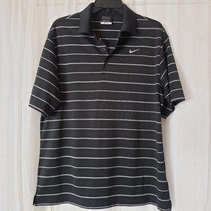 Nike Fit Dry Golf Polo Shirt Short Sleeve Medium